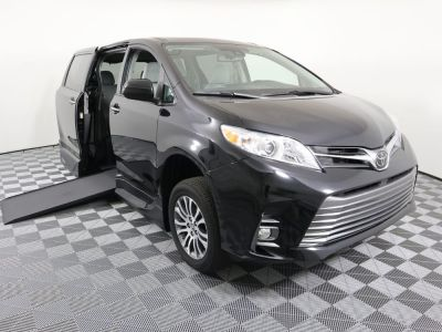 New Wheelchair Van for Sale - 2020 Toyota Sienna XLE Wheelchair Accessible Van VIN: 5TDYZ3DC4LS029307