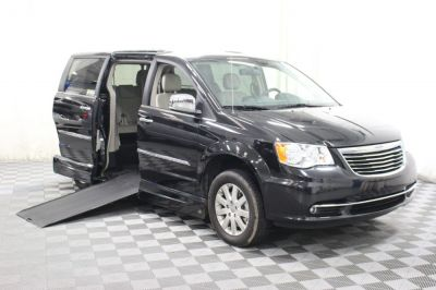 2012 Chrysler Town and Country Wheelchair Van For Sale