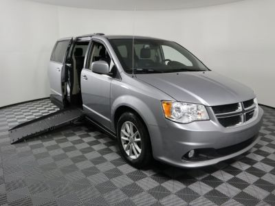 New Wheelchair Van for Sale - 2019 Dodge Grand Caravan SXT Wheelchair Accessible Van VIN: 2C4RDGCG9KR775581