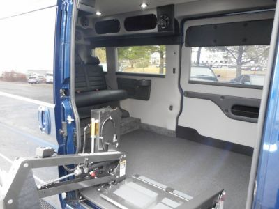 Blue Ram ProMaster Cargo image number 25
