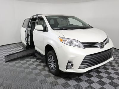 New Wheelchair Van for Sale - 2020 Toyota Sienna XLE 8-Passenger Wheelchair Accessible Van VIN: 5TDYZ3DC8LS044392