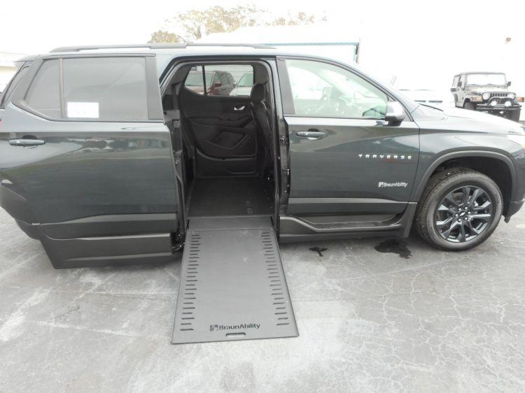 Wheelchair Vans