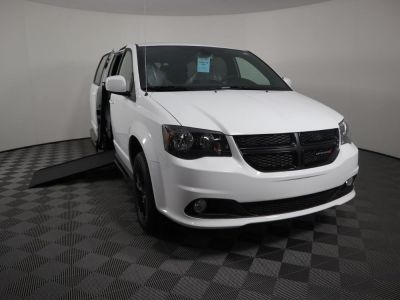 New Wheelchair Van for Sale - 2019 Dodge Grand Caravan SXT Wheelchair Accessible Van VIN: 2C7WDGCG1KR796222
