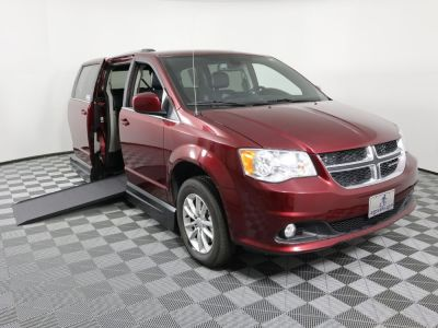 New Wheelchair Van for Sale - 2019 Dodge Grand Caravan SXT Wheelchair Accessible Van VIN: 2C4RDGCG7KR692943