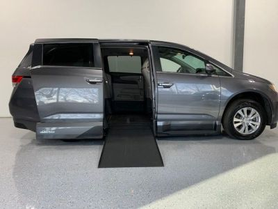 Used Wheelchair Van for Sale - 2016 Honda Odyssey EX-L Wheelchair Accessible Van VIN: 5FNRL5H6XGB150312