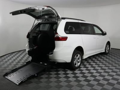New Wheelchair Van for Sale - 2020 Toyota Sienna LE Wheelchair Accessible Van VIN: 5TDKZ3DC4LS054956