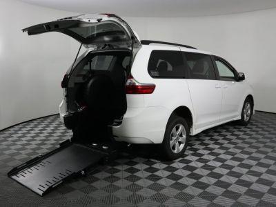 New Wheelchair Van for Sale - 2020 Toyota Sienna LE Wheelchair Accessible Van VIN: 5TDKZ3DC4LS054956