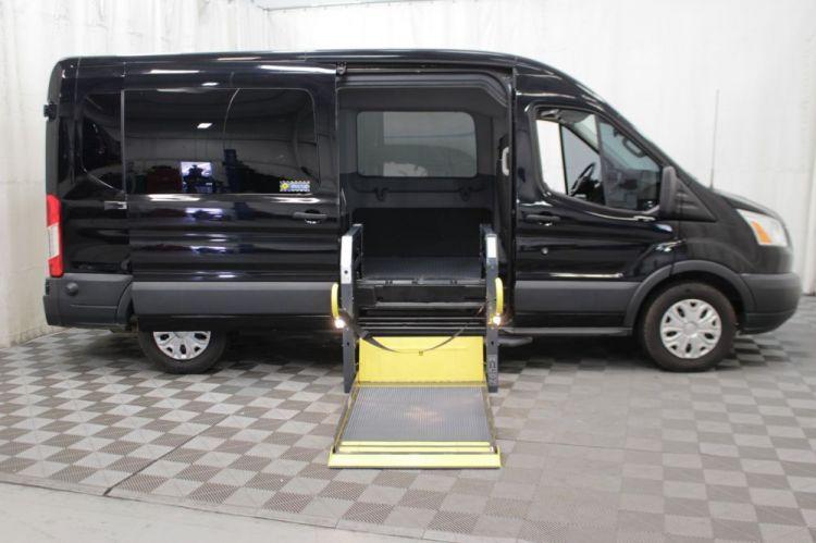 2016 Ford Transit Passenger 350 XLT - Stock # A25997A