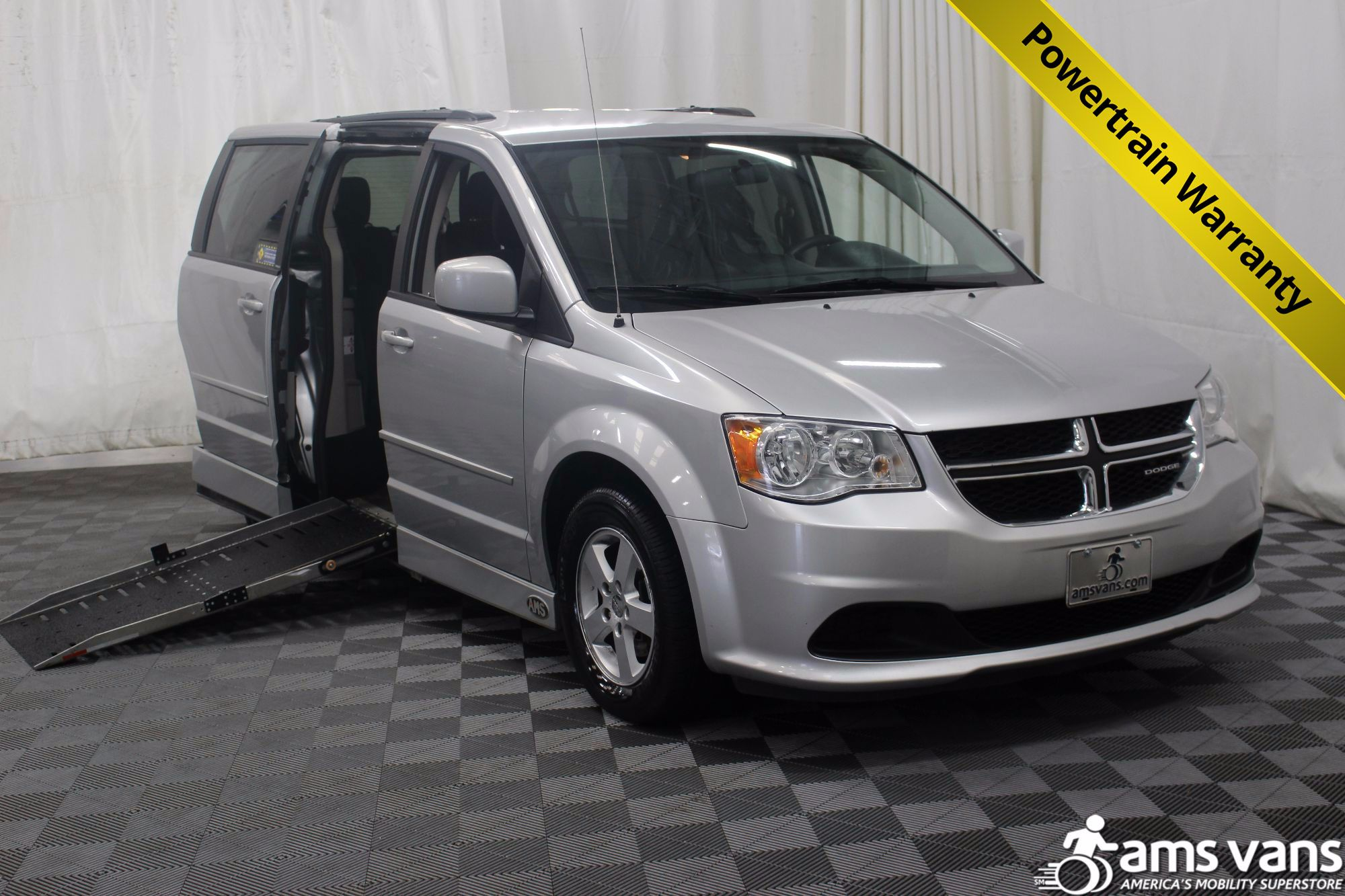 2011 Dodge Grand Caravan Mainstreet Wheelchair Van For Sale #1