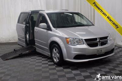 2011 Dodge Grand Caravan Wheelchair Van For Sale -- Thumb #1