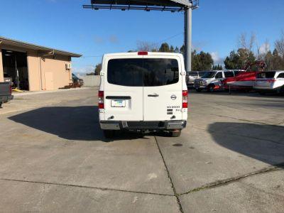 WHITE Nissan NV Passenger image number 4