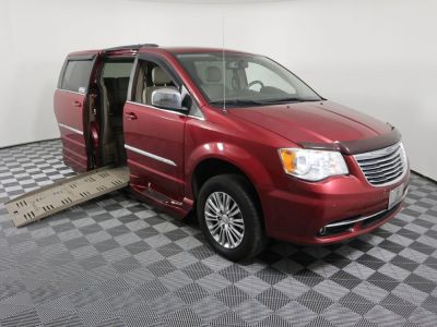 Handicap Van for Sale - 2013 Chrysler Town & Country Touring-L Wheelchair Accessible Van VIN: 2C4RC1CG5DR566356