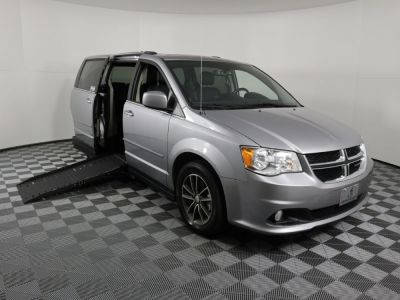 Used Wheelchair Van for Sale - 2017 Dodge Grand Caravan SXT Wheelchair Accessible Van VIN: 2C4RDGCG0HR825549