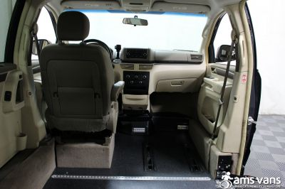2009 Volkswagen Routan Wheelchair Van For Sale -- Thumb #7