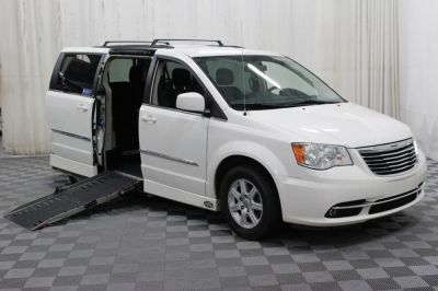 Used Wheelchair Van for Sale - 2011 Chrysler Town & Country Touring Wheelchair Accessible Van VIN: 2A4RR5DG4BR723161