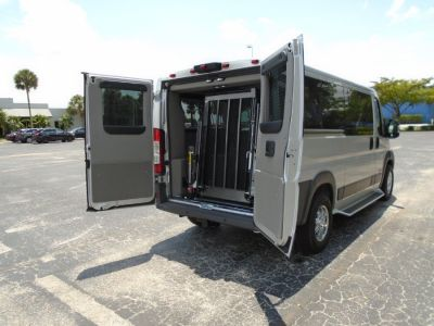 Gray Ram ProMaster Cargo image number 6