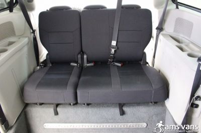 2010 Dodge Grand Caravan Wheelchair Van For Sale -- Thumb #6
