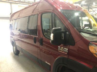 Handicap Van for Sale - 2019 Ram ProMaster Window 2500 159 WB Wheelchair Accessible Van VIN: 3C6TRVPGXKE531324