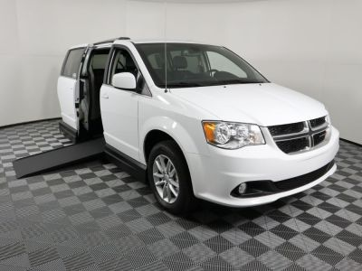 New Wheelchair Van for Sale - 2019 Dodge Grand Caravan SXT Wheelchair Accessible Van VIN: 2C4RDGCGXKR788324