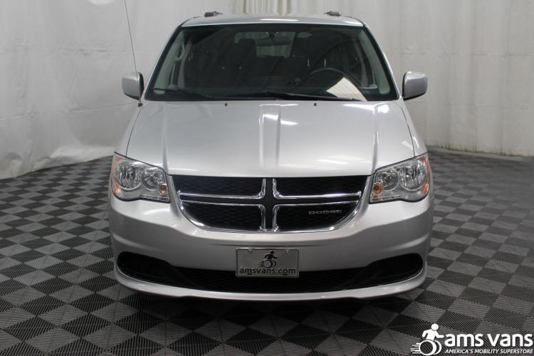 2011 Dodge Grand Caravan Mainstreet Wheelchair Van For Sale #14