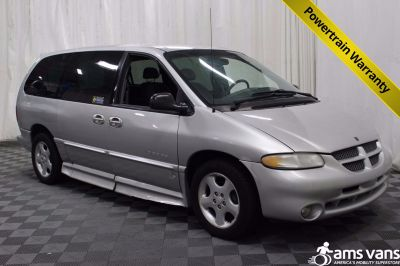 Used 2000 Dodge Grand Caravan ES Wheelchair Van