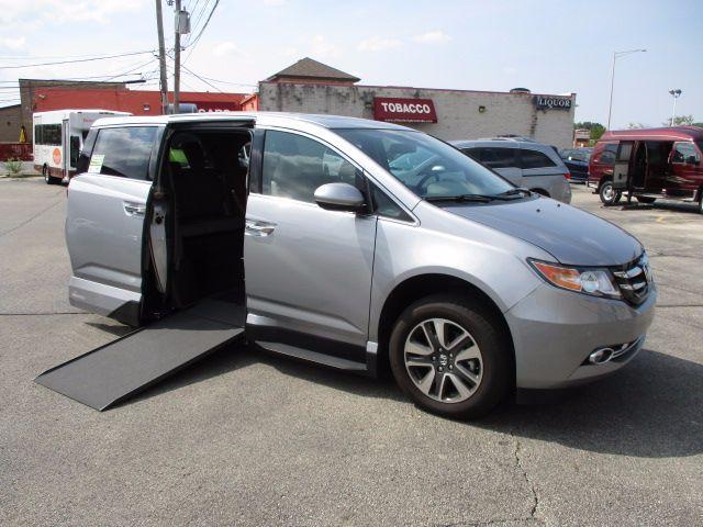 Honda wheelchair vans for sale used honda odyssey autos post for Used honda odyssey for sale