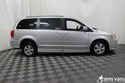2011 Dodge Grand Caravan Wheelchair Van For Sale -- Thumb #8