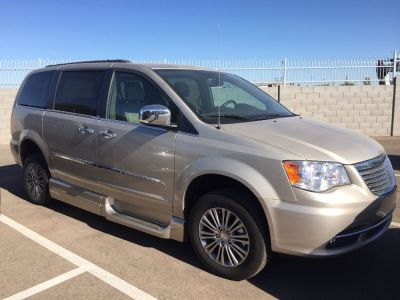 Handicap Van for Sale - 2014 Chrysler Town & Country Touring-L Wheelchair Accessible Van VIN: 2C4RC1CG0ER336323