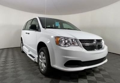 Handicap Van for Sale - 2019 Dodge Grand Caravan SE Wheelchair Accessible Van VIN: 2C7WDGBG9KR784434
