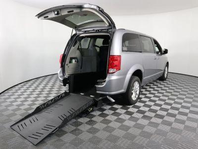 Commercial Wheelchair Vans for Sale - 2019 Dodge Grand Caravan SXT ADA Compliant Vehicle VIN: 2C4RDGCG1KR691030