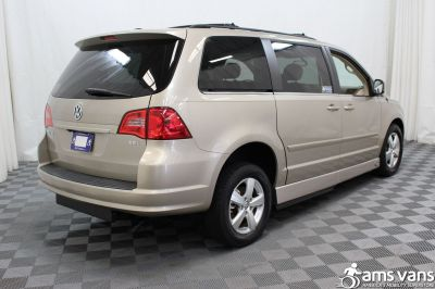 2009 Volkswagen Routan Wheelchair Van For Sale -- Thumb #14