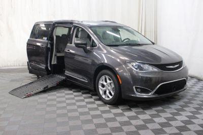 New Wheelchair Van for Sale - 2017 Chrysler Pacifica Touring-L Plus Wheelchair Accessible Van VIN: 2C4RC1EG2HR756828