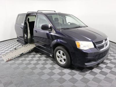 Used Wheelchair Van for Sale - 2011 Dodge Grand Caravan Mainstreet Wheelchair Accessible Van VIN: 2D4RN3DG3BR646212