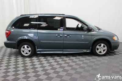 2007 Dodge Grand Caravan Wheelchair Van For Sale -- Thumb #12