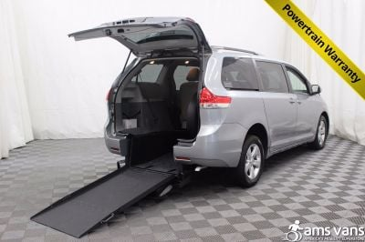 Used 2011 Toyota Sienna LE Wheelchair Van