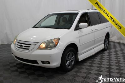 Used 2008 Honda Odyssey Touring Wheelchair Van