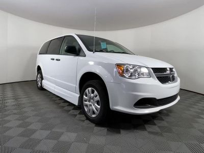 Handicap Van for Sale - 2019 Dodge Grand Caravan SE Wheelchair Accessible Van VIN: 2C7WDGBG1KR784427