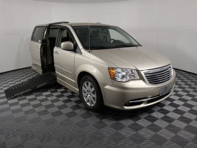 Used Wheelchair Van for Sale - 2015 Chrysler Town & Country Touring Wheelchair Accessible Van VIN: 2C4RC1BG6FR628903