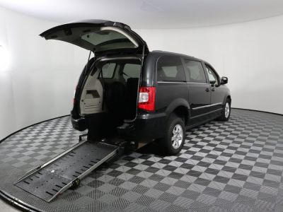 Commercial Wheelchair Vans for Sale - 2012 Chrysler Town & Country Touring ADA Compliant Vehicle VIN: 2C4RC1BG9CR330602