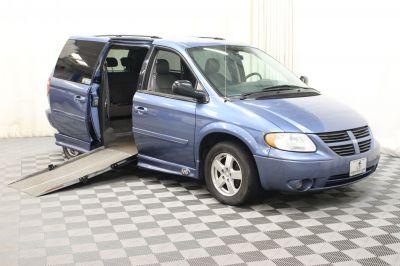 Used Wheelchair Van for Sale - 2007 Dodge Grand Caravan SXT SXT Wheelchair Accessible Van VIN: 2D4GP44L27R215551