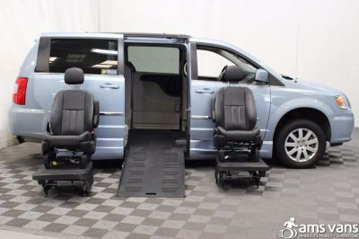 2013 Chrysler Town & Country Wheelchair Van For Sale