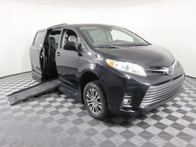 New Wheelchair Van for Sale - 2020 Toyota Sienna XLE Wheelchair Accessible Van VIN: 5TDYZ3DC2LS033579