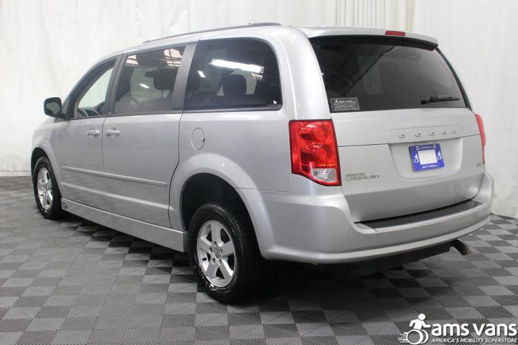 2011 Dodge Grand Caravan Mainstreet Wheelchair Van For Sale #11