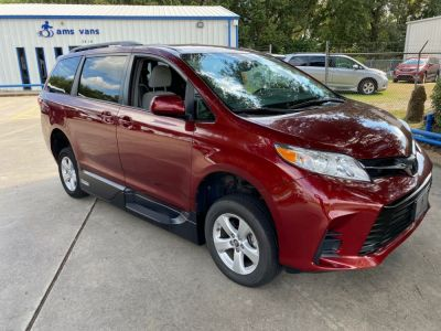 New Wheelchair Van for Sale - 2019 Toyota Sienna LE Standard Wheelchair Accessible Van VIN: 5TDKZ3DC6KS011153