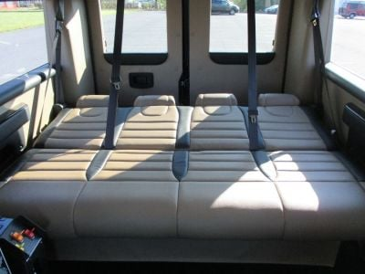 Blue Ram ProMaster Cargo image number 15