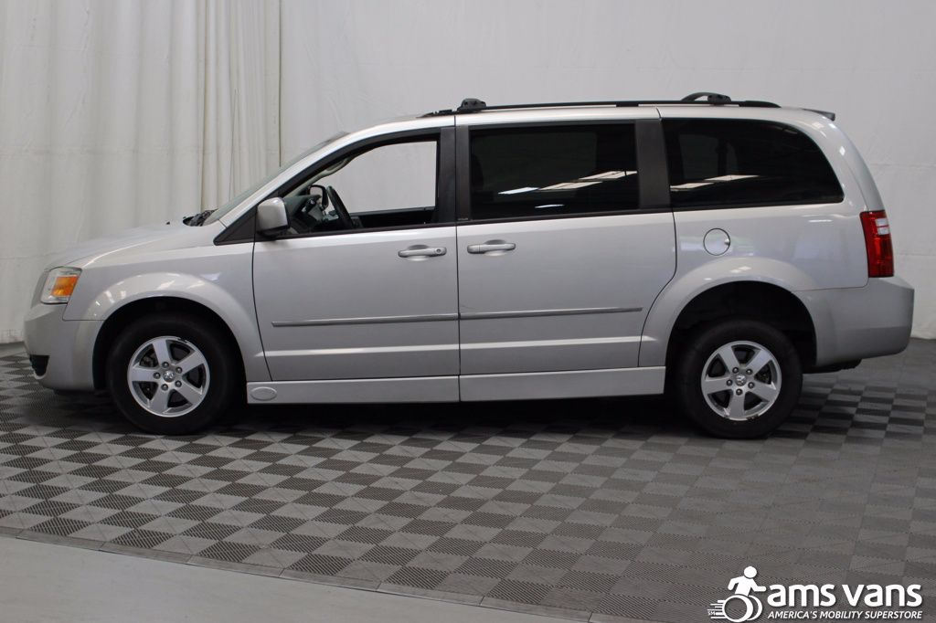 2010 Dodge Grand Caravan SXT Wheelchair Van For Sale #12