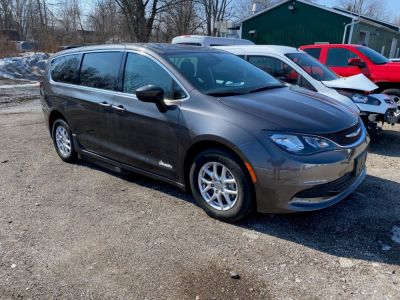 New Wheelchair Van for Sale - 2017 Chrysler Pacifica Touring Wheelchair Accessible Van VIN: 2C4RC1DG6HR756669