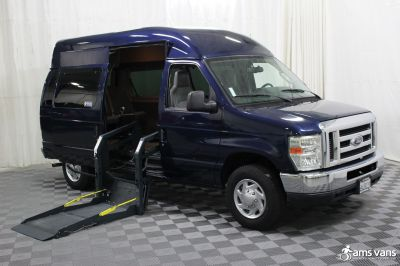 2010 Ford E-Series Wagon Wheelchair Van For Sale