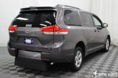 2011 Toyota Sienna Wheelchair Van For Sale -- Thumb #11