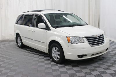 Commercial Wheelchair Vans for Sale - 2010 Chrysler Town & Country Touring ADA Compliant Vehicle VIN: 2A4RR5D13AR412945